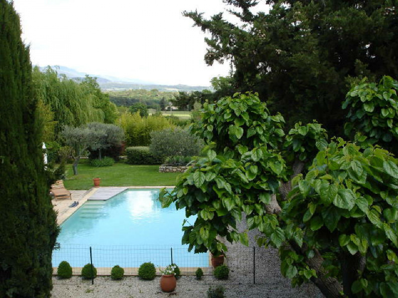 Holiday rental french farmhouse / country house Puyvert