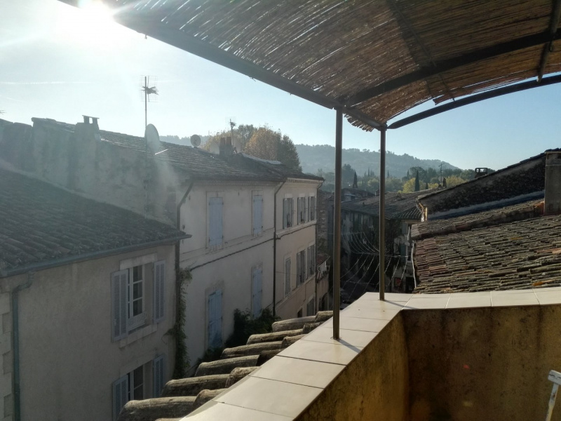 Location appartement t3 Lourmarin
